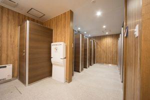 トイレ(乳幼児用設備)